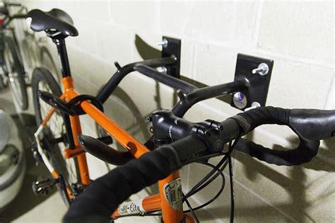 Dero Racks by Dero Wall Rack 2 Bike Capacity Bike Hanger