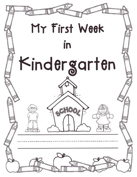 free coloring pages of miss bindergarten