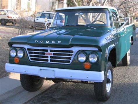 1965 dodge truck 1965 dodge truck sweptline truck