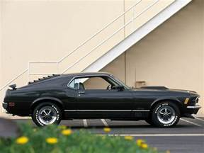1970 ford mustang mach 1 classic automobiles