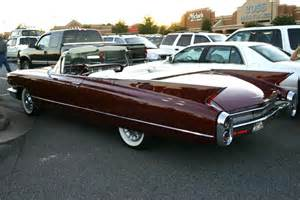 Pictures Of 1960 Cadillac 1960 Cadillac Convertible