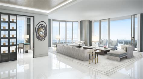 Living Room Bristol by Palm Condos For Sale The Bristol Palm