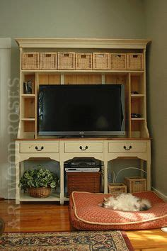 Dining Hutch on Pinterest   Cabinets, Kitchens and Dining