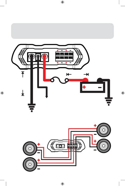 ohm speaker wiring diagrams on 8 8 ohm subwoofer wiring