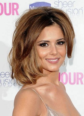 fun and flirty layered bobs celebrity edition
