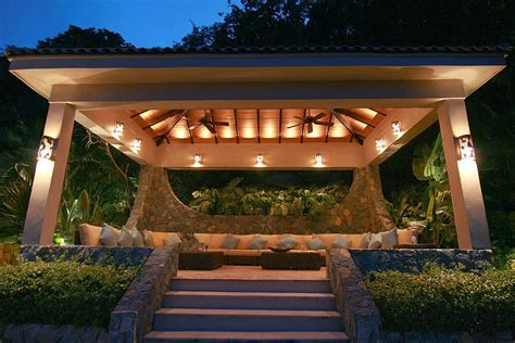 threshold gazebo string lights pool house cabana plans suite st villas 187 sunspot