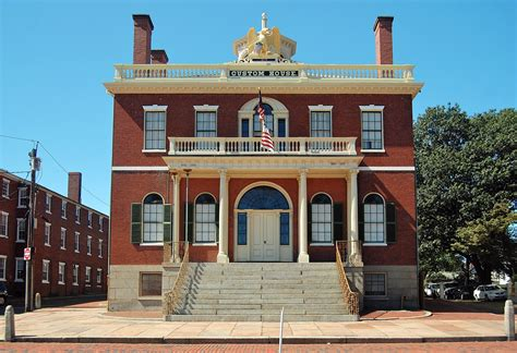 Housenet Gov File Salem Custom House Jpg Wikimedia Commons