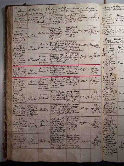 Germany Birth Records German Birth Record