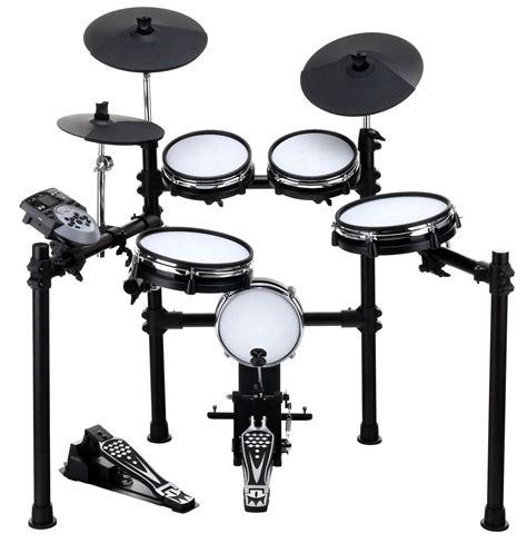 Usb Drum Kit electronic drum set e drum kit 5 mesh heads 3 cymbal pads