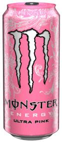i pink energy drink caffeine in pink energy drink