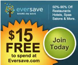 eversave printable grocery coupons join eversave today for a free 15 to spend at eversave