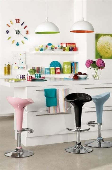 modern kitchen colours colorful interiors apartments i like blog