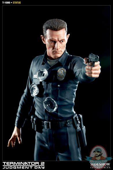 "Terminator 2 T-1000 18"" inch Polystone Statue by Sideshow ... T 1000 Terminator"