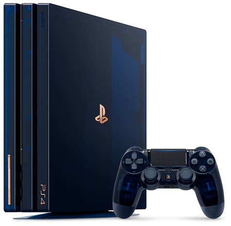 sony launches limited edition tb playstation  pro ubergizmo