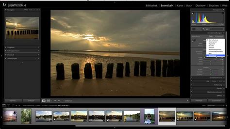 tutorial italiano lightroom 5 lightroom 4 5 tutorial verlaufsfilter und