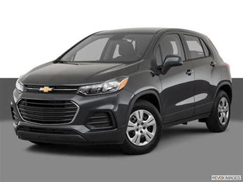 chevrolet trax pricing ratings reviews kelley blue book