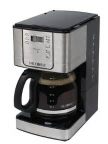 Mr. Coffee 12 cup Coffee Maker: For Serious Coffee Drinkers Who Don't Like to Fuss ? Moms
