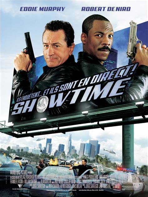 film action police comedy showtime review trailer teaser poster dvd blu ray