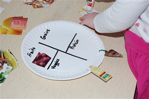 Paper With Preschoolers - healthy food habits in preschool sorting and a paper