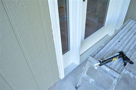 caulking basement windows door caulking