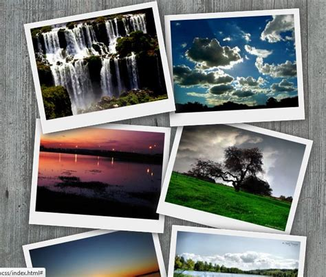 superponer imagenes html css tutorial crear una galeria de imagenes con css taringa
