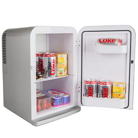 mini fridge in bedroom iceq 15 litre deluxe portable mini fridge silver