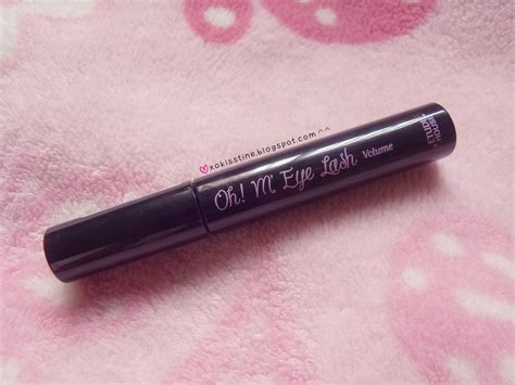 Mascara Etude review etude house oh m eye lash mascara 3 volume
