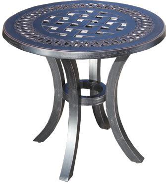 Our Metal Outdoor Side Table Styles Cabana Coast Patio Side Table Metal