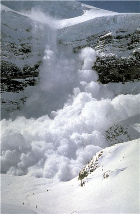 Avalanches   Rocky Mountain National Park (U.S. National
