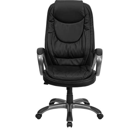 comfortable swivel chair best heavy duty high back leather executive desk office