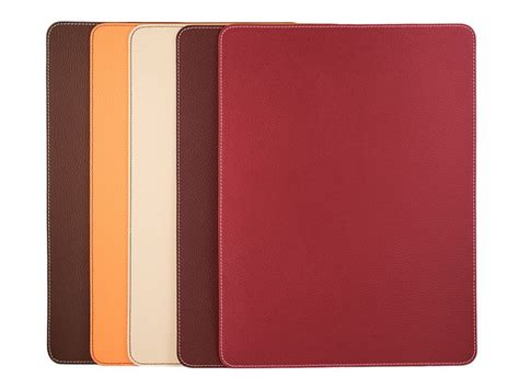Orange Table Mats And Coasters by Placemats Table Mats Orange White Burgundy Brown