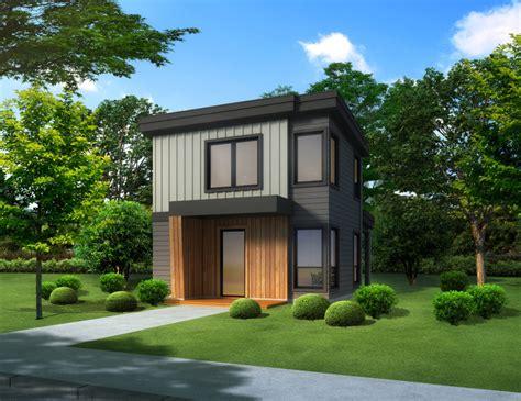 everett custom homes builds modern detached adu everett