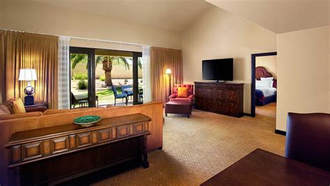 what hotels have 2 bedroom suites hotels in scottsdale az omni scottsdale resort spa