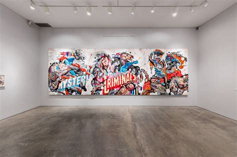 Wall Mural Pictures tristan eaton and nychos mural pow wow hawaiipow wow