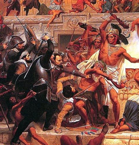 fight 4 us conquered books the conquest of the aztec empire
