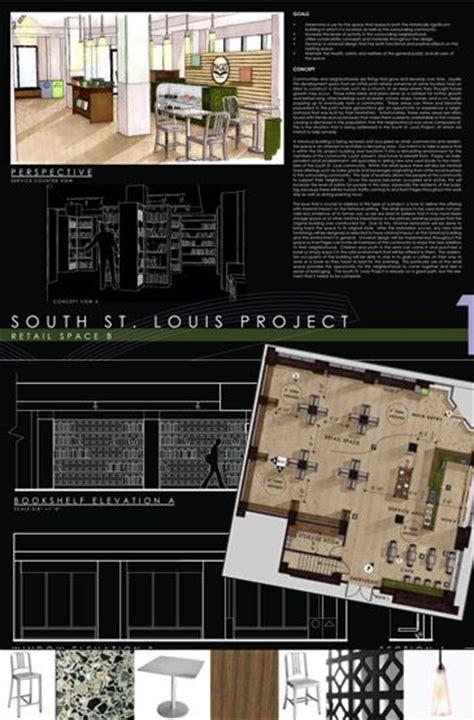 presentation board layout for interior design interior design presentation board graphics pinterest