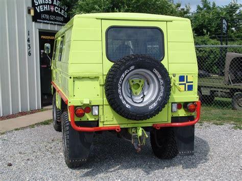 Swiss Army 006 swiss army vehicles