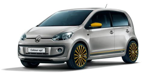 volkswagen up yellow the vw up range of spunky little cars auto mart blog
