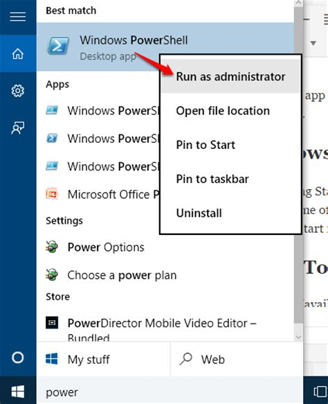 windows 10 built in tutorial how to uninstall built in apps in windows 10 pc