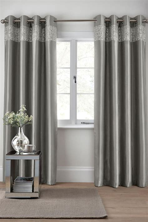 grey sequin curtains 1000 images about curtains on pinterest laura ashley