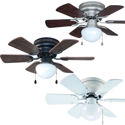30 hugger ceiling fan with light ceiling fans with lights dempsey hugger no light