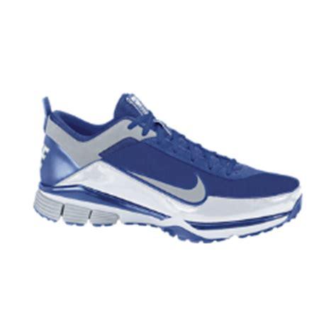 nike baseball turf shoes nike air elite pre baseball trainers blue turf cleats