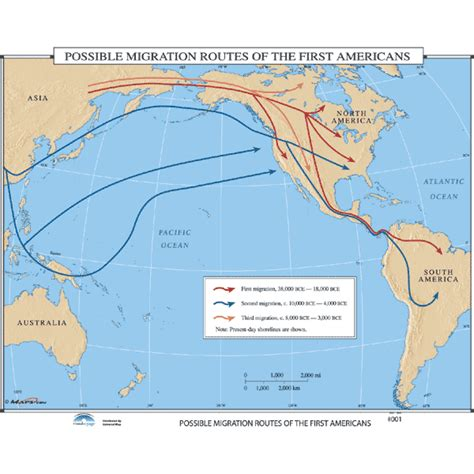 american migration from asia map u s history maps from kappa maps