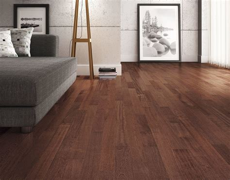 Wood Floor by How Durable Is Engineered Hardwood Floor