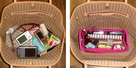 Get Organised With The Expandable Purse Organiser by Pursehop Bag Organizer Neat And Organized S