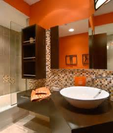 Bathroom Orange Colors Southgate Residential It S The Great Pumpkin Colored
