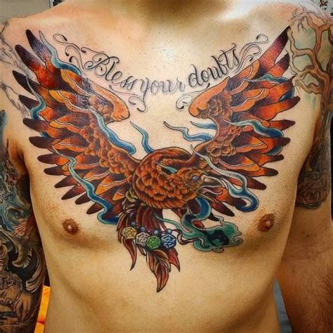 tattoo phoenix bird phoenix bird tattoos tattoo collections