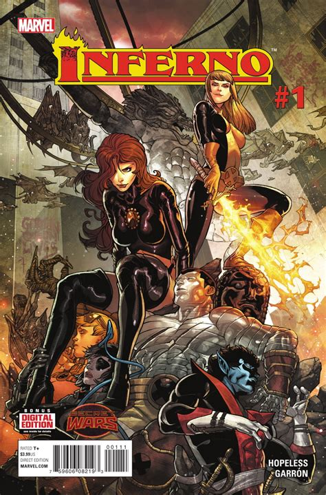 inferno part 1 the vault volume 1 books inferno vol 1 1 marvel database fandom powered by wikia
