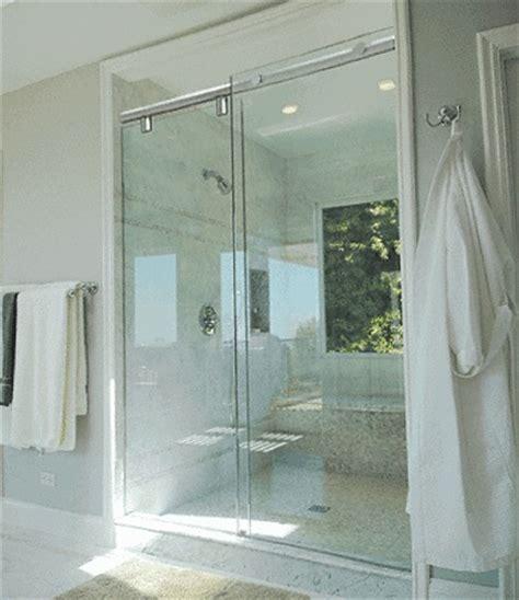 Sliding glass shower doors bathroom shower designs