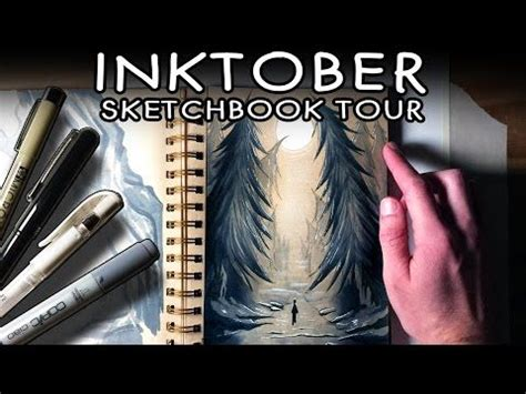 sketchbook inktober 1000 images about ideas on watercolors